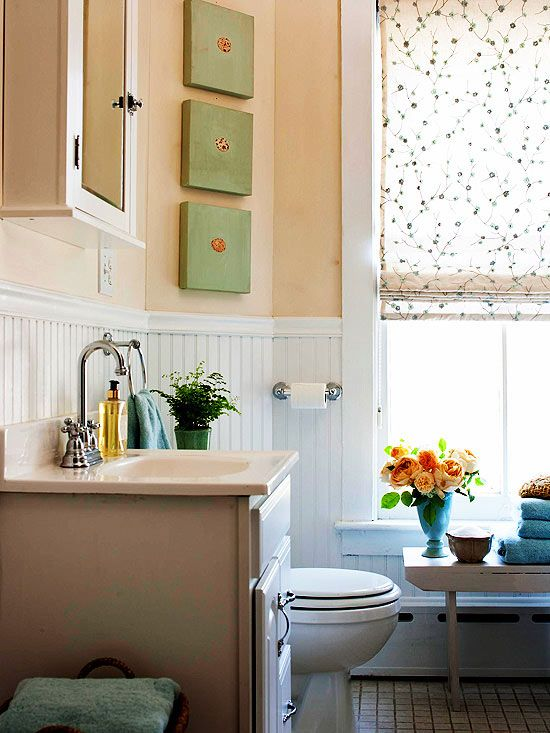 Incroyable Freshen Your Bathroom With Low Cost Updates
