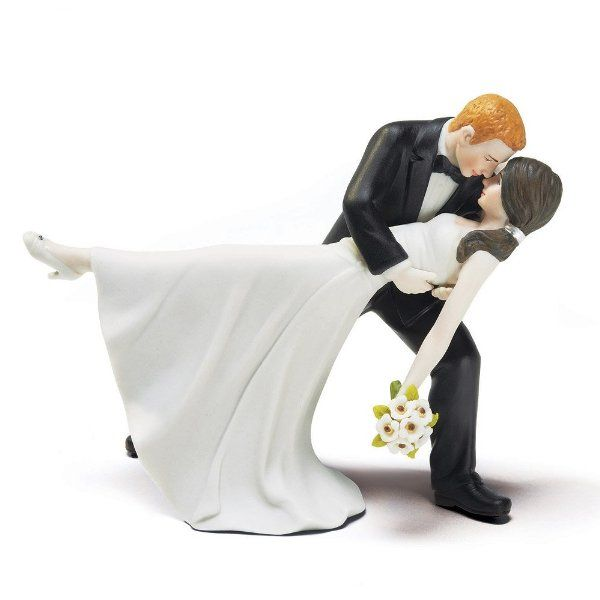 Bride And Groom Cake Toppers, Cake Topper