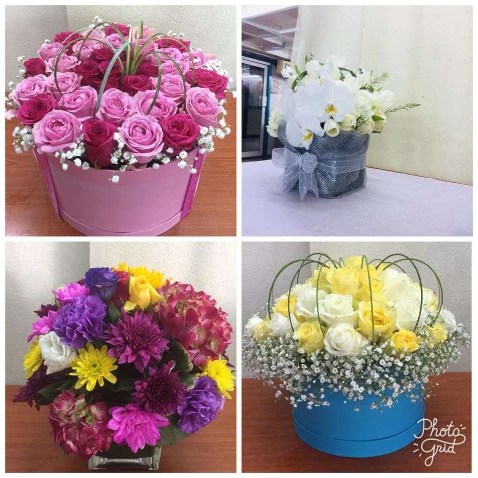 Birthday Flowers Delivery Dubai in 2020 Birthday flower
