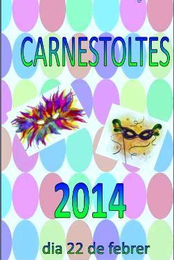 Carnaval D Alcarras Febrer 2014 Fires Festes I Tradicions Agendas Agenda Cultural Y Cultura