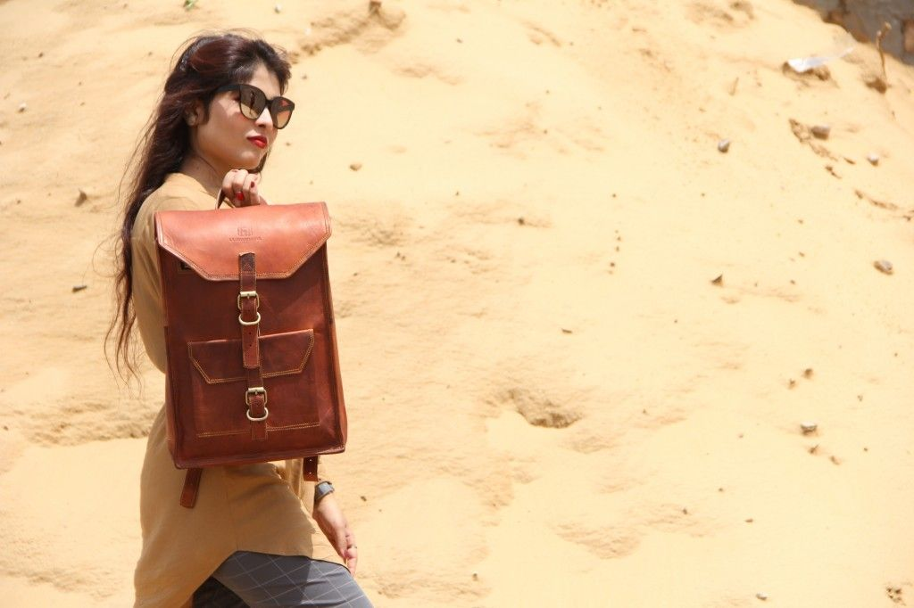Leather 2in1 rucksack and courier bag in 2020 with
