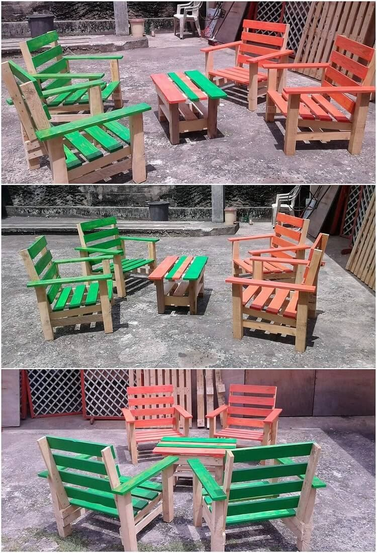 Genius Hacks with Recycled Wood Pallets | Wooden pallet ...