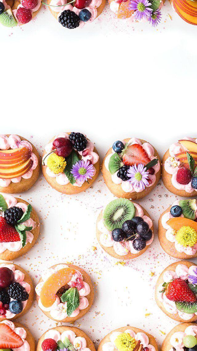 Cute Food Wallpaper For Iphone