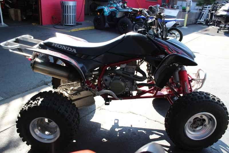 Used 2007 Honda Trx 450r Electric Start Atvs For In California