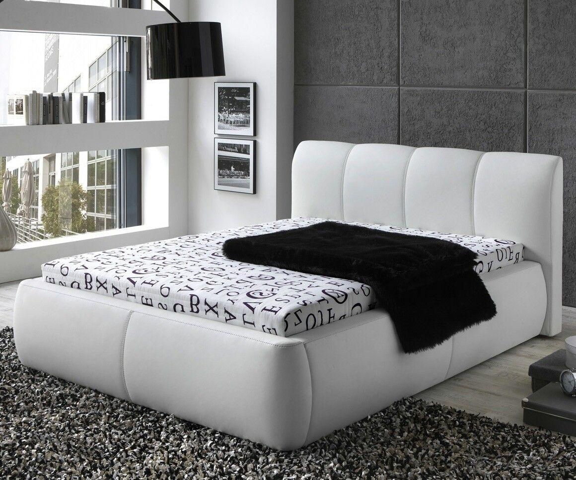 Schön Genial Komplett Bett 140x200