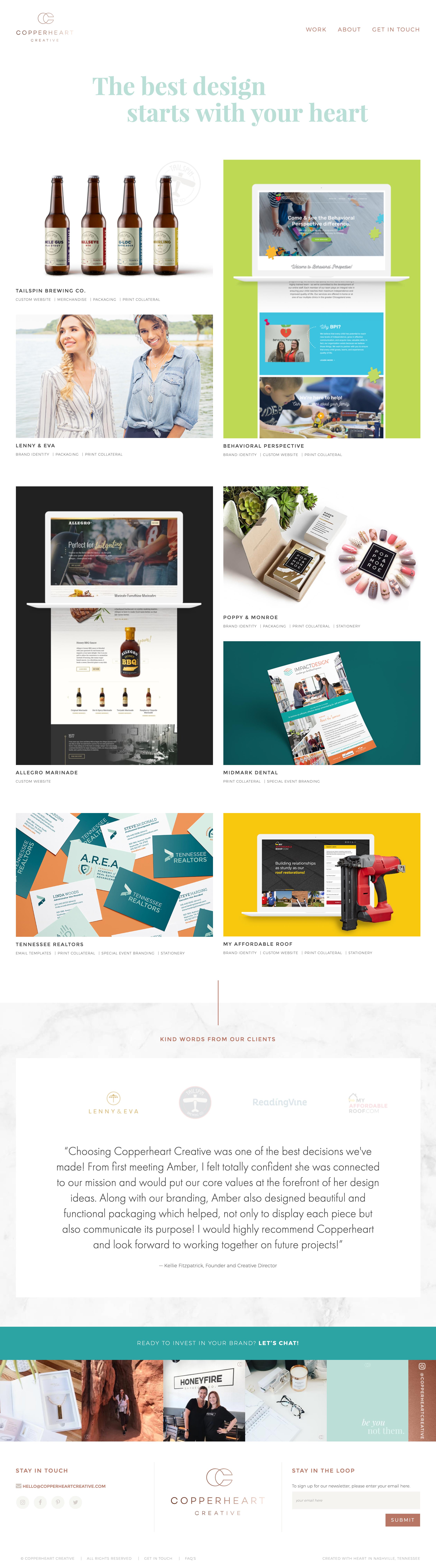 Branding Designer Portfolio Website Inspiration Portfolio Website Inspiration Branding Design Company Logo Design