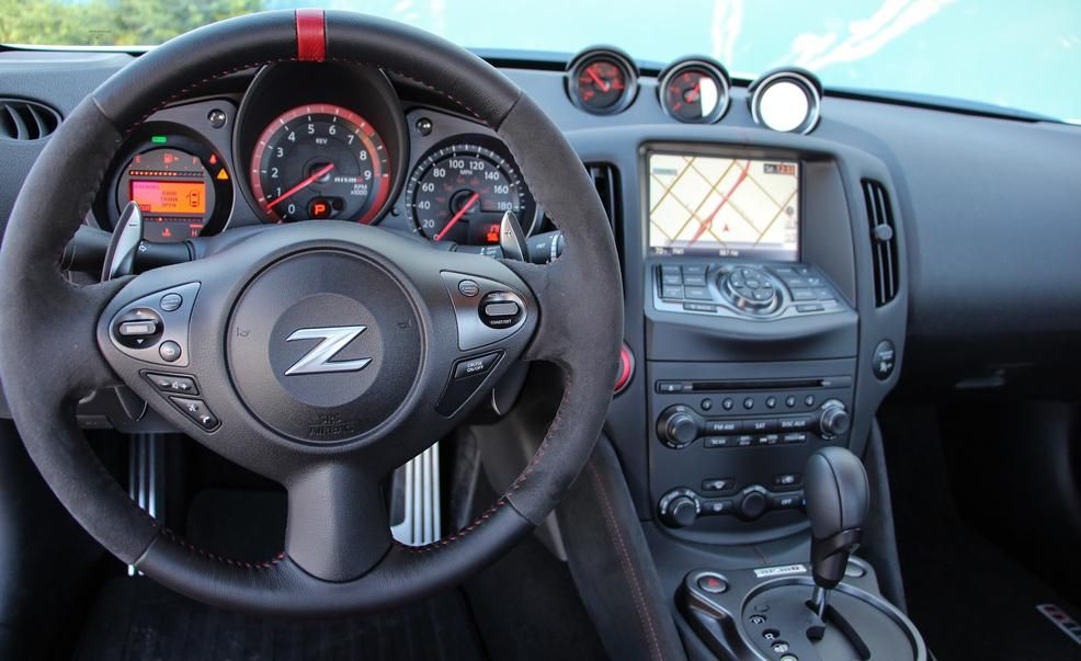 2015 Nissan 370z Nismo Interior Nissan Z Nissan 370z Nissan