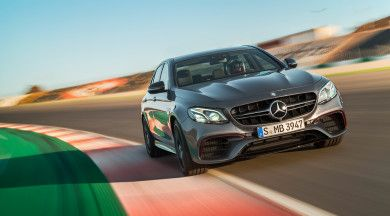 "Mercedes-AMG E 63 S 4MATIC+: ""Drifting Days Are Here Again"" – Highsnobiety on tour with the E 63 S in Portugal."