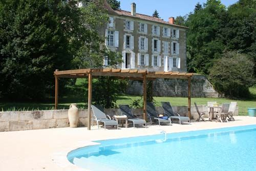 Marvelous Wonderful Period Chateau For Holiday Rental With Swimming Pool   Dordogne