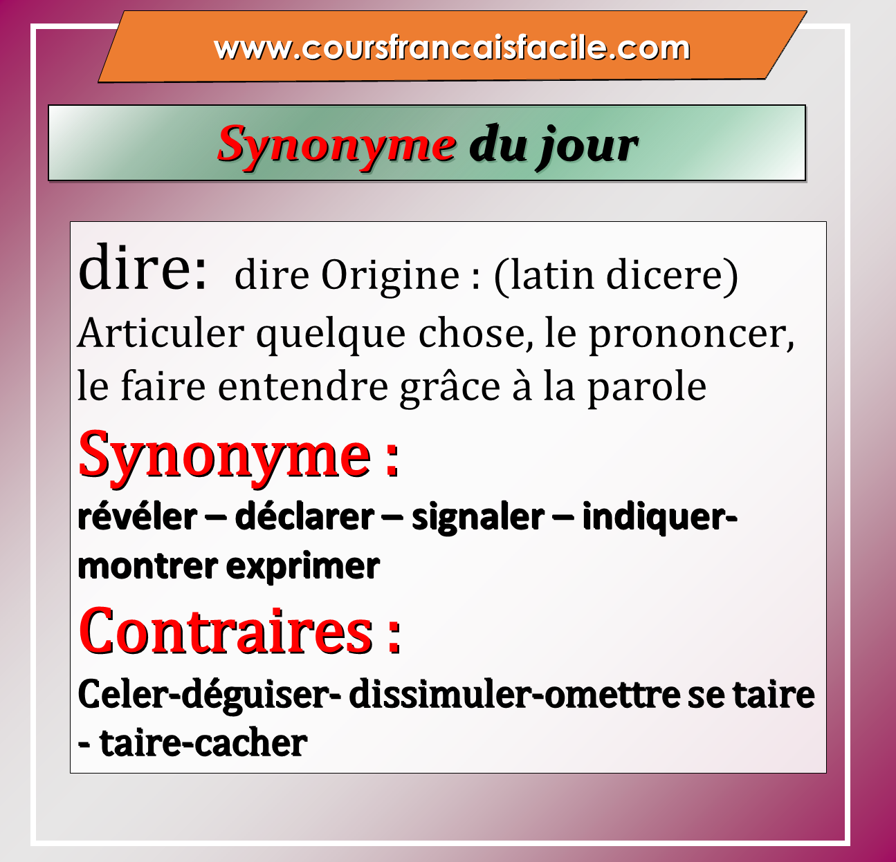 Epingle Par Cours De Francais Facile Sur Cours De Francais Apprendre Le Francais Enseignement Du Francais Types De Textes