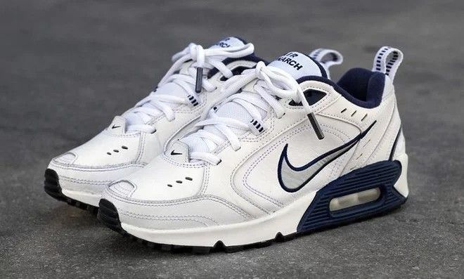 nike air monarca 90: su pinterest nike air monarca