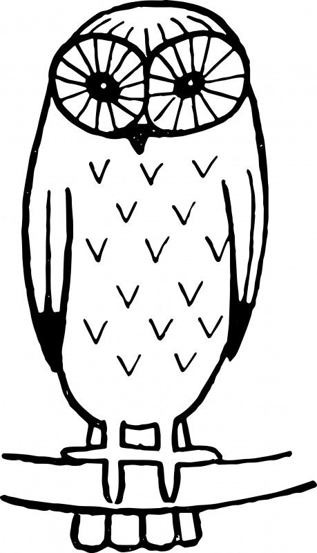 royalty free stock retro owl vector owl clip art clip art and rh pinterest co uk