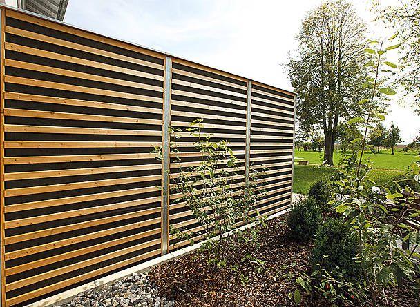 Unique Schallschutz L rmschutz reflektierend oder absorbierend in Holz Kiefer L rche Limes f r Ballungszentren