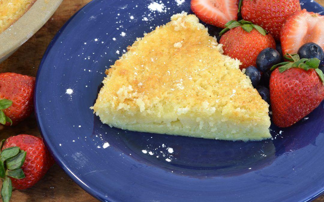 Impossible Buttermilk Pie Recipe Easy Pie Recipes Buttermilk Pie Food Recipes