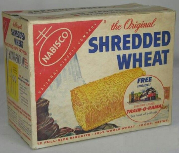 Nabisco...Buffalo, NY. We Used To Love This Cereal! If Mom