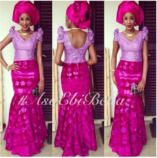 Fuschia!!. #Africanfashion #AfricanClothing #Africanprints #Ethnicprints #Africangirls #africanTradition #BeautifulAfricanGirls #AfricanStyle #AfricanBeads #Gele #Kente #Ankara #Nigerianfashion #Ghanaianfashion #Kenyanfashion #Burundifashion #senegalesefashion #Swahilifashion DK