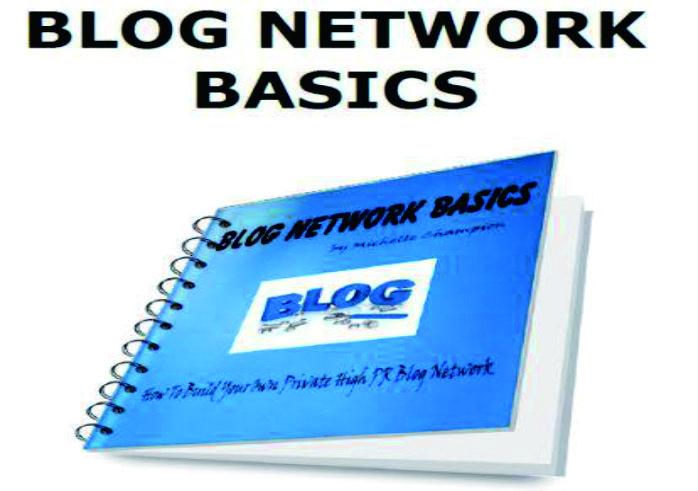 riulaki: give you Blog Network Basics for $5, on fiverr.com