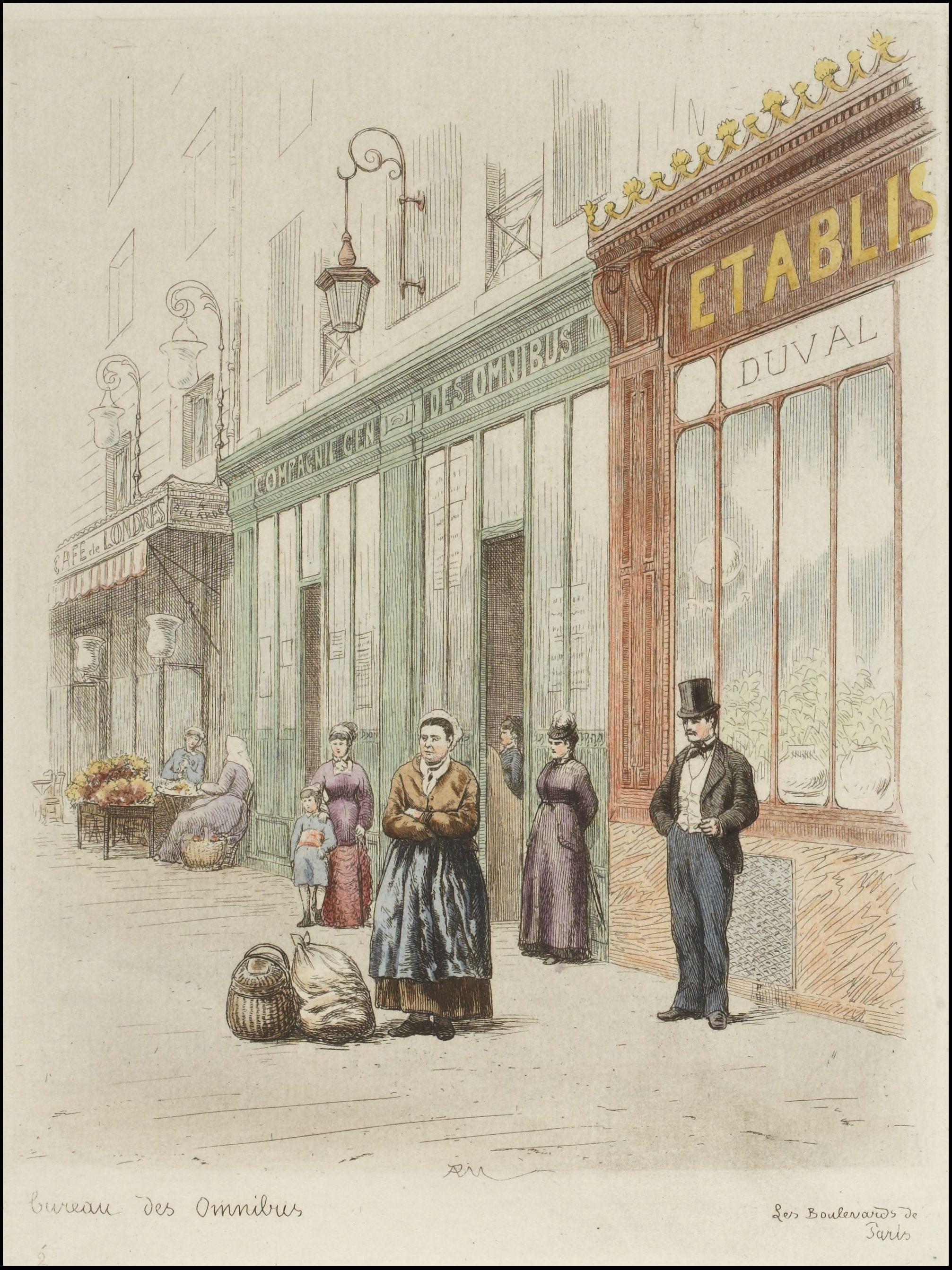 All sizes   Bureau des omnibus 1877   Flickr - Photo Sharing!