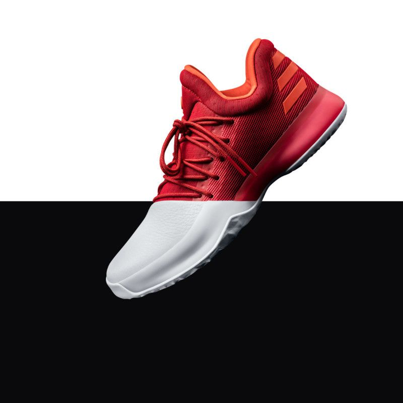 Adidas Harden Vol. 1 Home BW0547 - Adidas Harden Vol. 1 Pioneer, Home ·  White SneakersSneakers ...