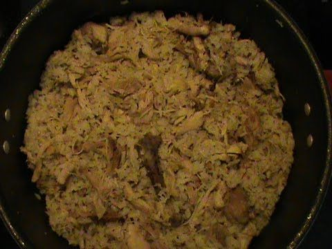 How To Make Homemade Southern Chicken Bog Chicken Bog Southern Chicken Cajun Cooking