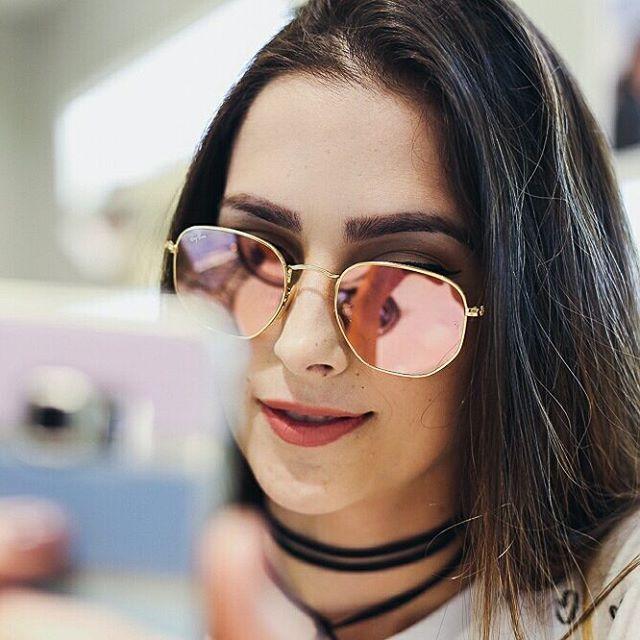 ray ban hexagonal gafa