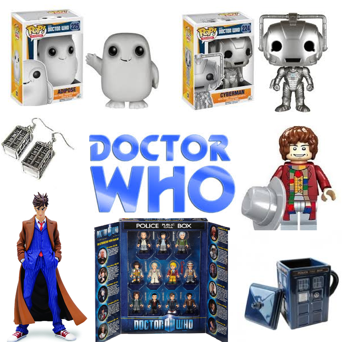 doctor who collectables for sale at eterniacollectables.co