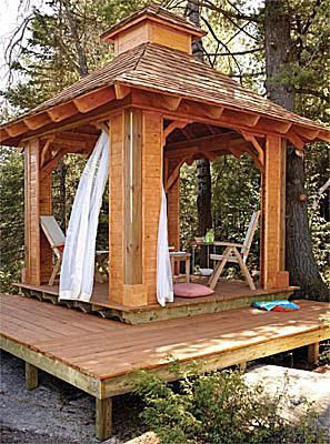 Free Plans To Help You Build A Wooden Gazebo Modern Gazebo Gazebo Plans Wooden Gazebo