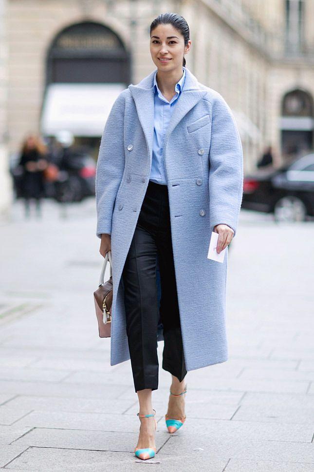 stunning topper. #CarolineIssa in Paris.