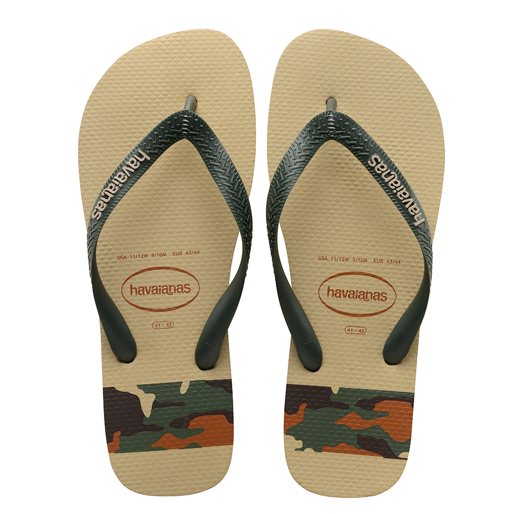 Tongs Homme Havaianas Top Stripes Logo