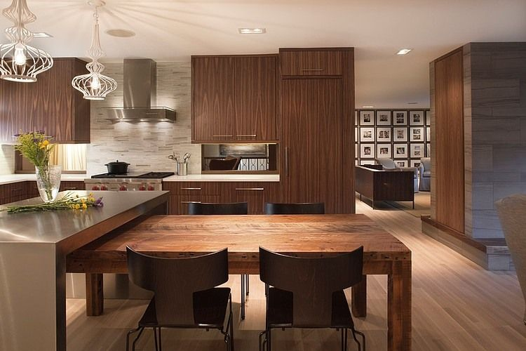 Sophisticated Space by Eminent Interior Design - Minneapolis ...
