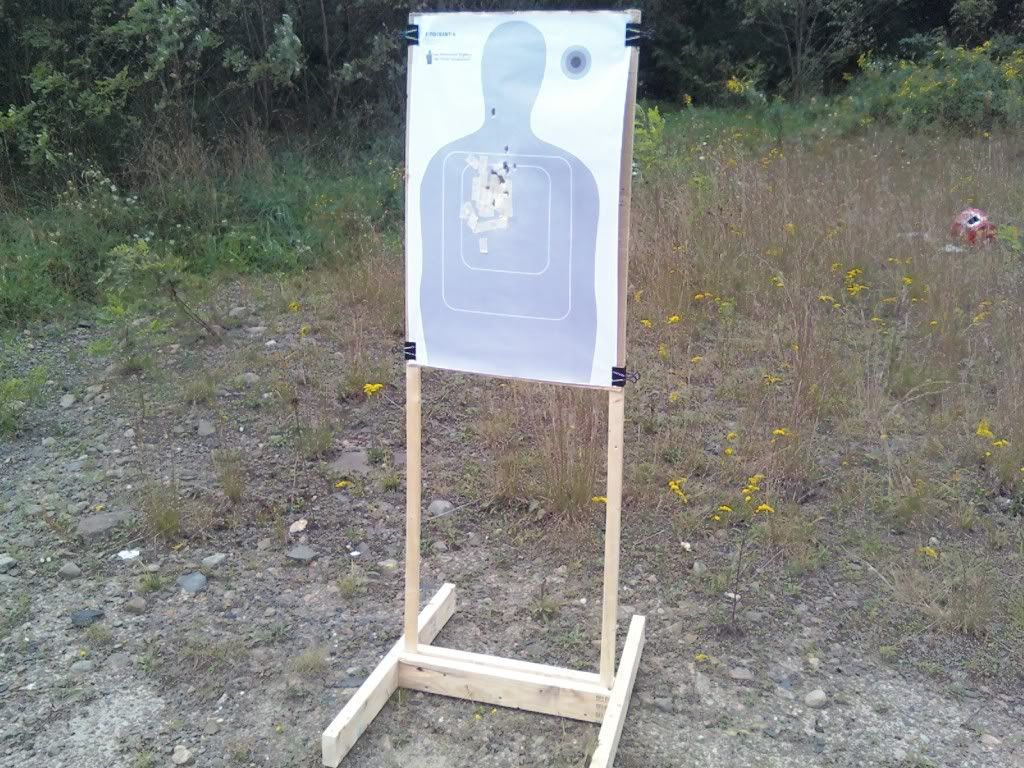 home made target stands ar15 com archive target