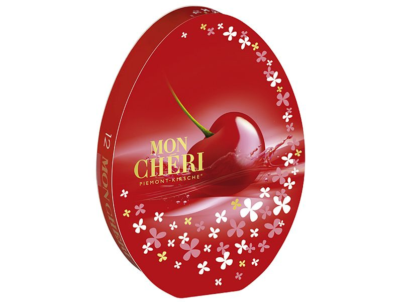 Fabulous easter egg gift box with 12 individually wrapped cherry fabulous easter egg gift box with 12 individually wrapped cherry liqueur filled dark chocolates 125g negle Images