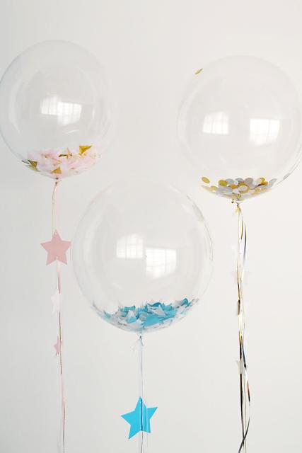 globos transparentes confetispng 427640 - Globos Transparentes