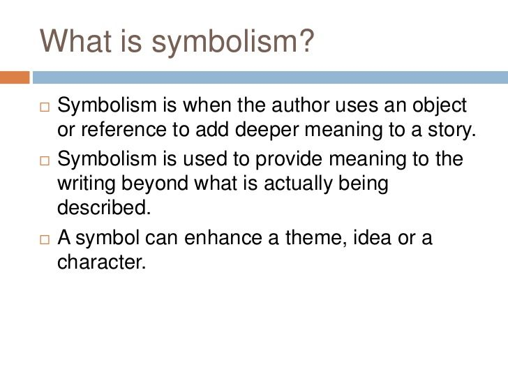 Image From Http Slidesharecdn Com Symbolisminliterature 121007172949 Phpapp01 95 Symbolism In Literature 2 728 Jpg Cb Writing Sample Resume Essay Examples