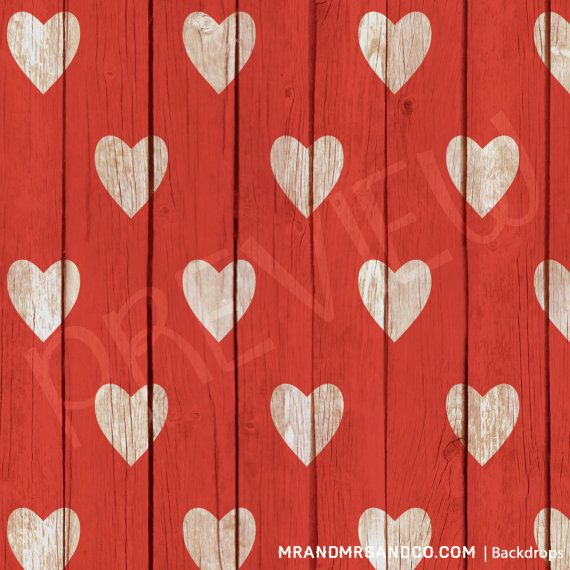 5ft x 5ft photography backdrop valentines day backdrop lots of love backdrop wood backdrop - Valentines Backdrops