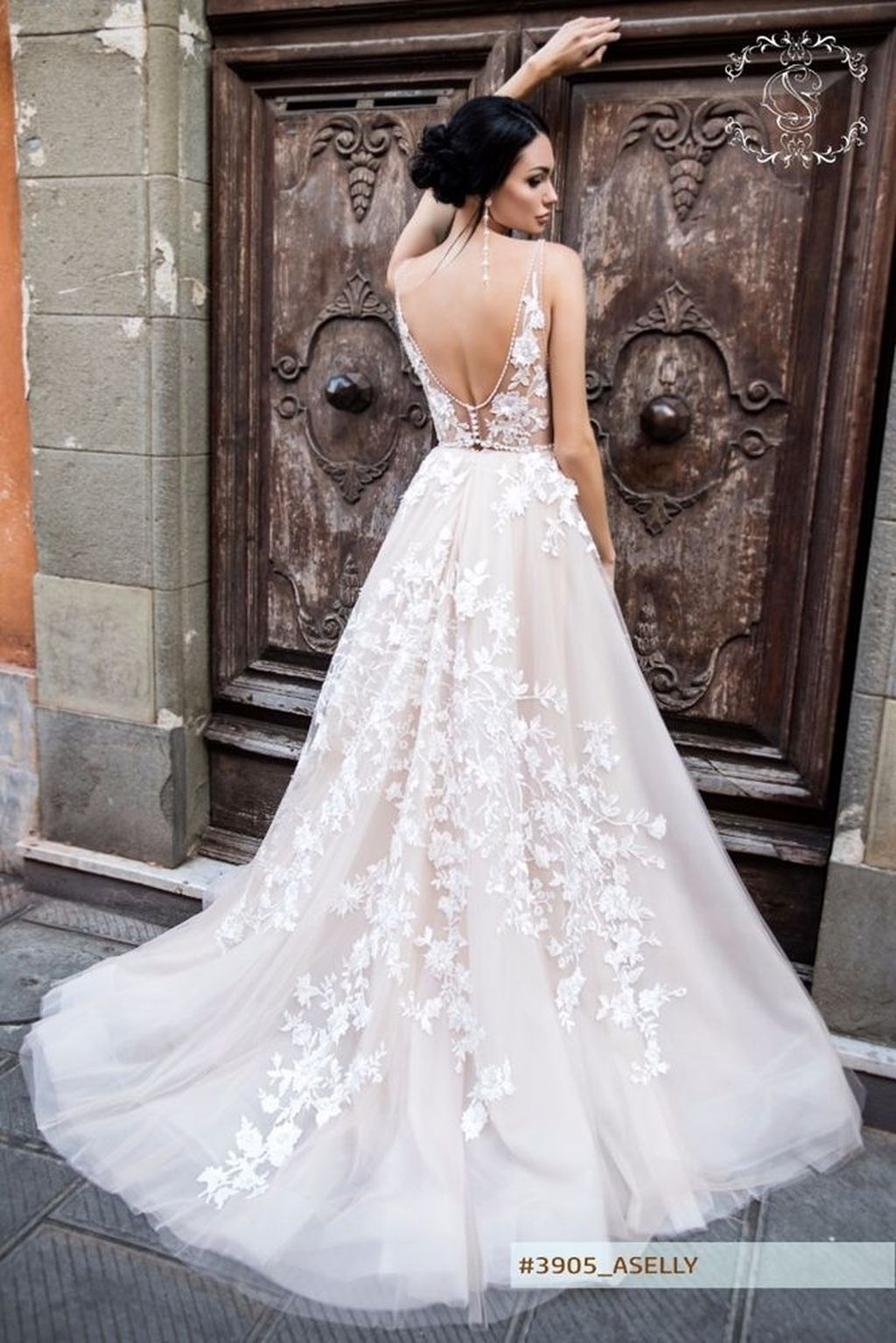 Awesome 30 Beautiful Pastel Wedding Gowns Design Ideas Pastel Wedding Dresses Wedding Dresses Wedding Gown Guide