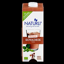 NATURLI' Soyadrik Cacao økologisk