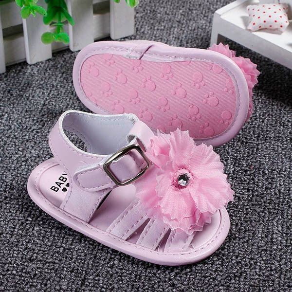 Beautiful White Sandals for Baby Girls!!