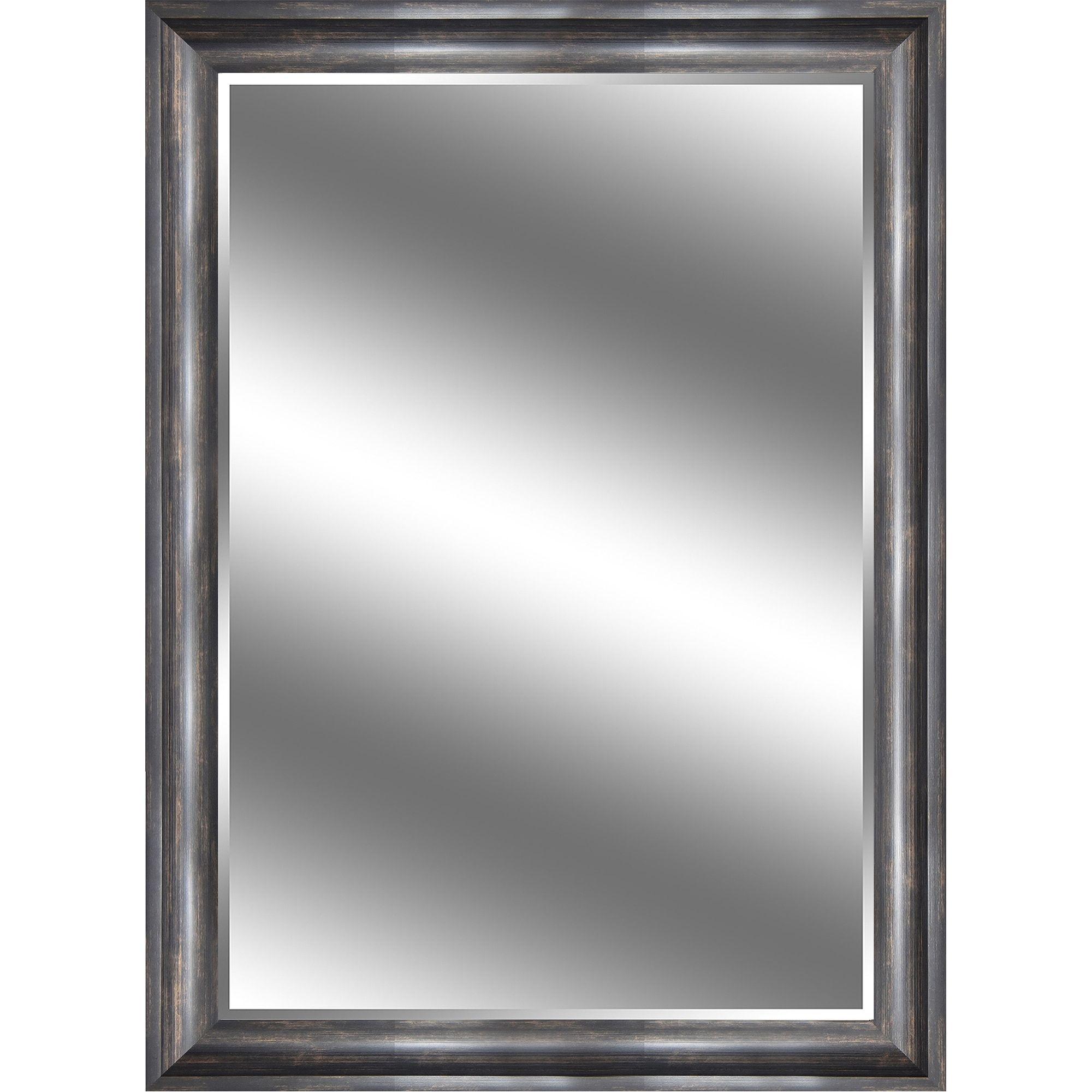 Framed Mirror Bronze