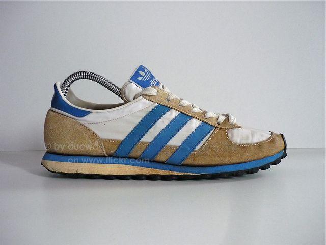 zapatillas adidas vintage & retro
