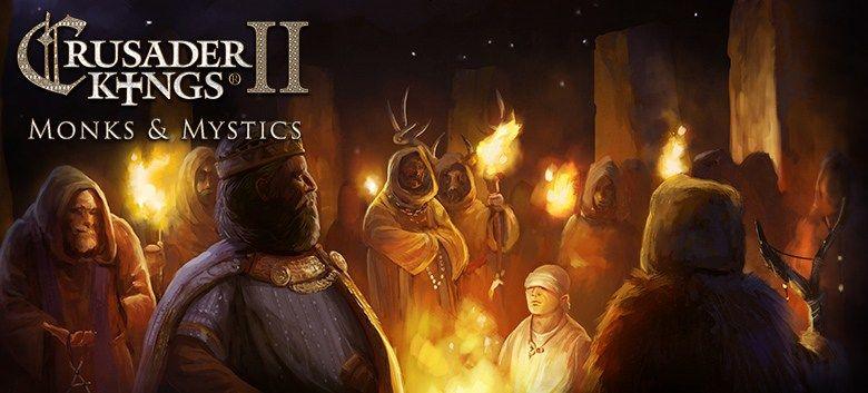 Crusader Kings II: Monks and Mystics DLC Free Download PC Full