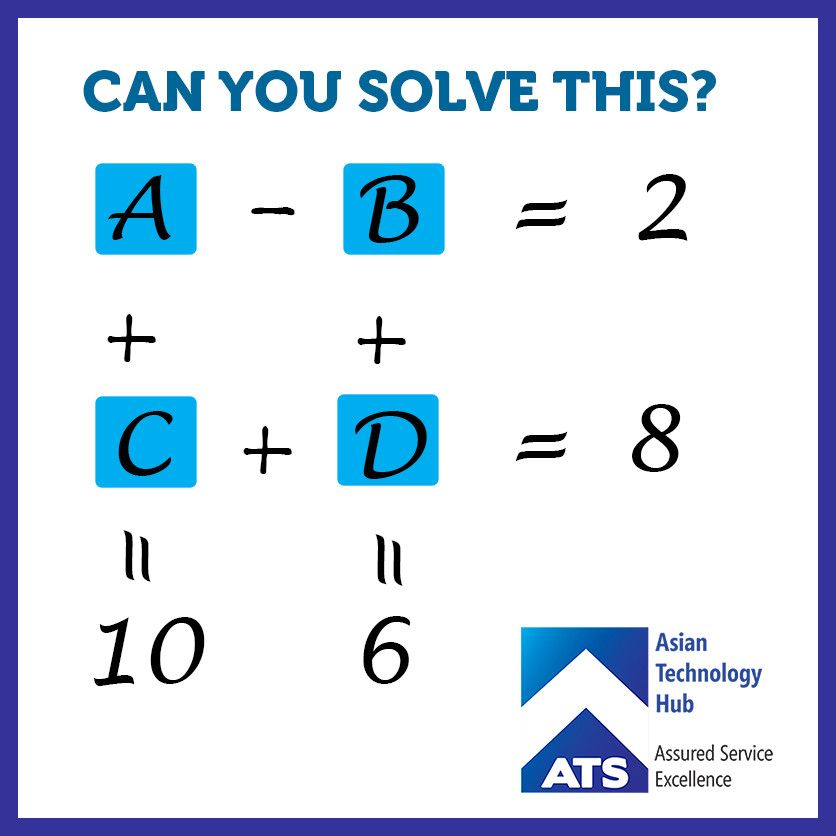 Can you solve this iq puzzle in less than 30seconds