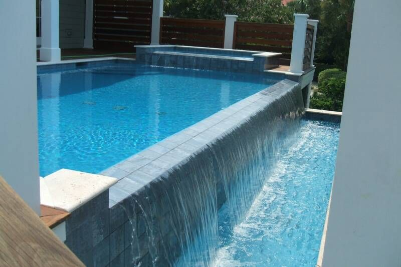 Pin by sage jones on above ground pools in 2019 backyard for Pool design names