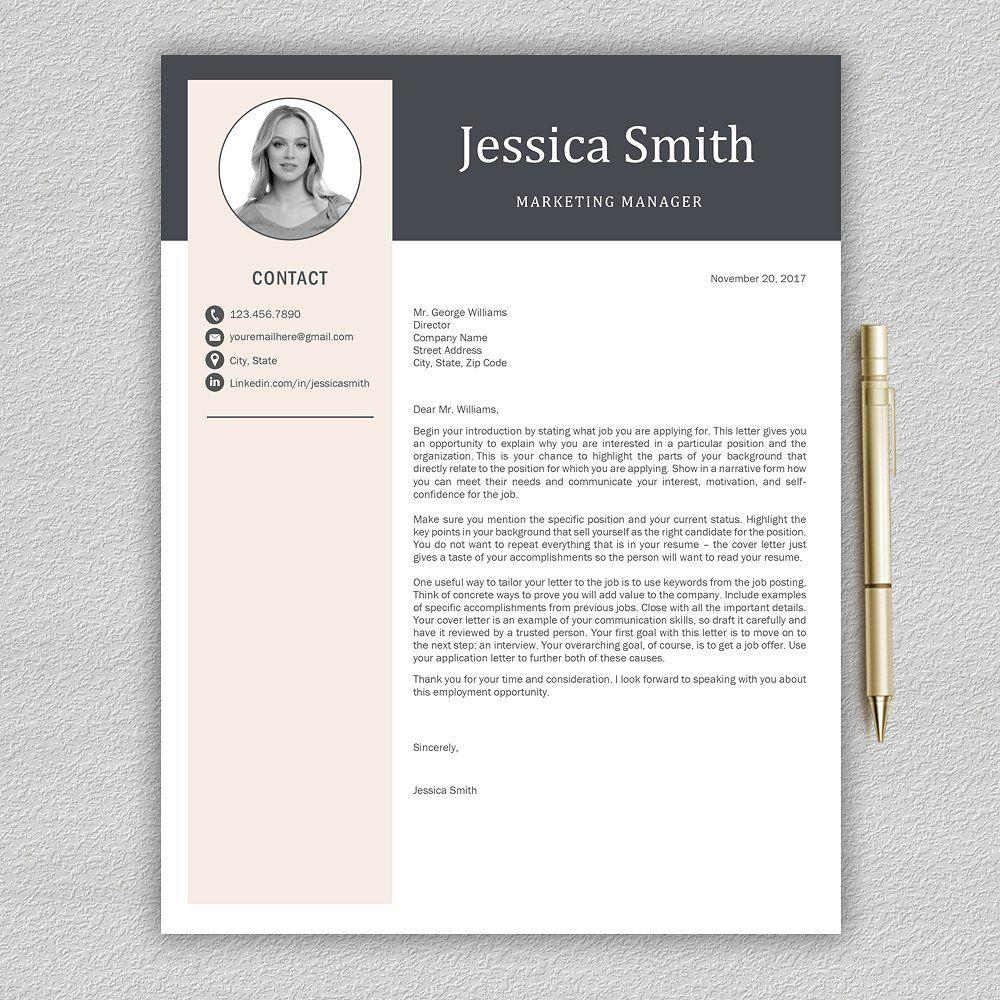 Resume Cv Resume Template Professional Modern Resume Template Resume Template