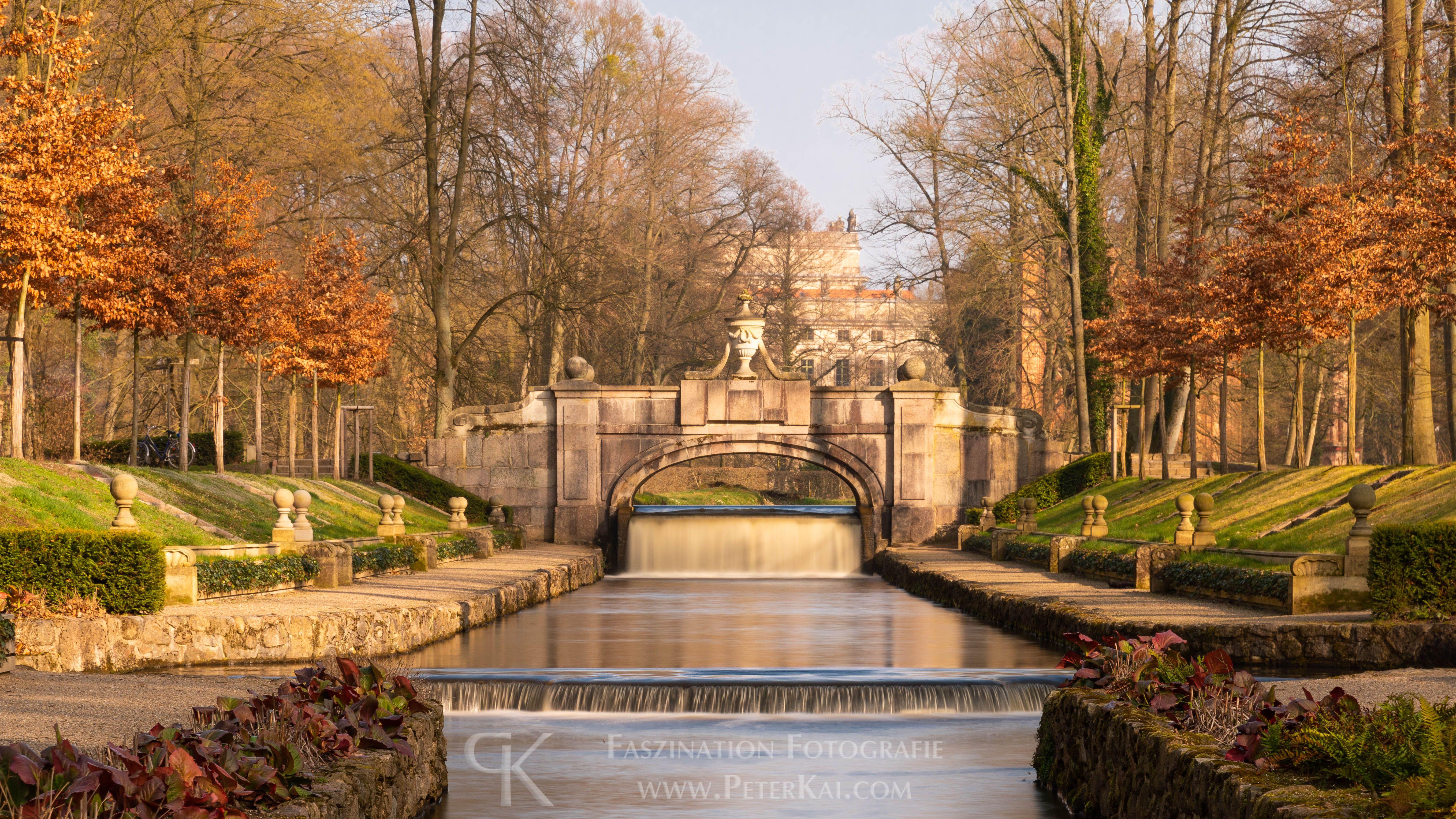 Schlosspark In Ludwigslust Schlosspark Wasserquellen Ausflug