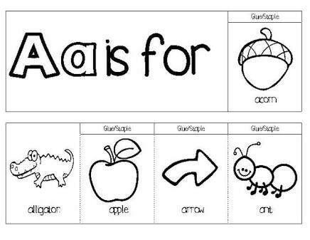 Pin de Marian Noya en English | Pinterest | Alfabeto preescolar ...