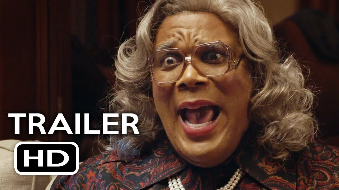 Boo! A Madea Halloween Official Trailer 1 (2016) Tyler