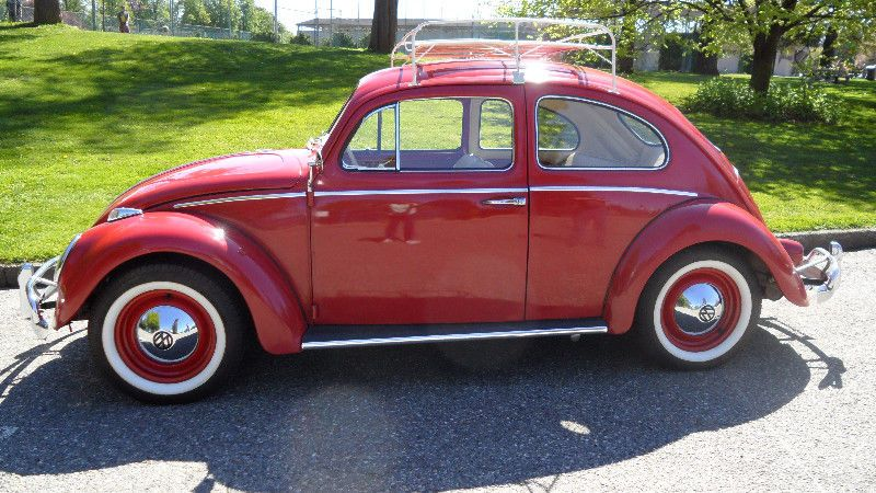 1960 Volkswagen Beetle Volkswagen Beetle Volkswagen Beetle