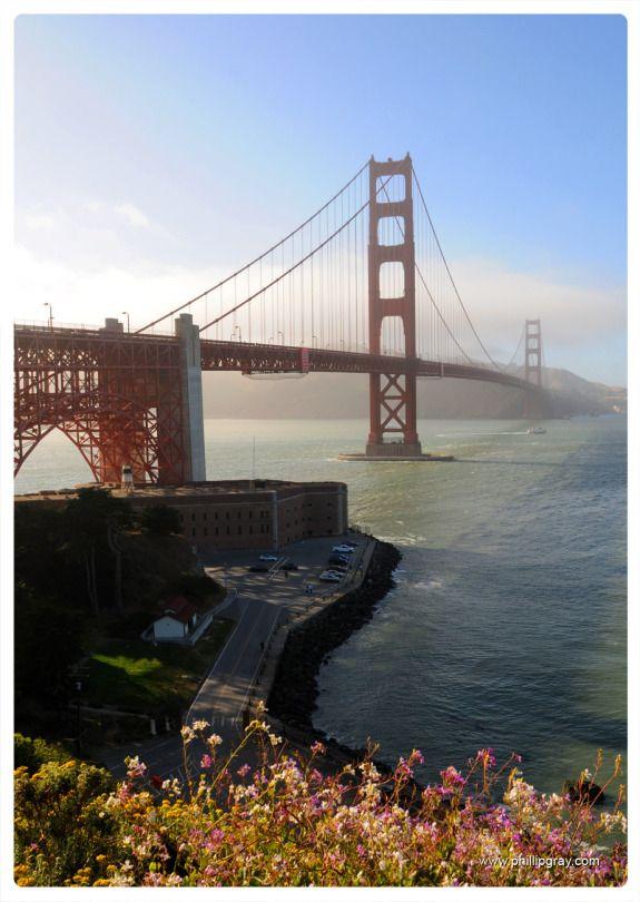 Golden Gat Bridge, San Francisco