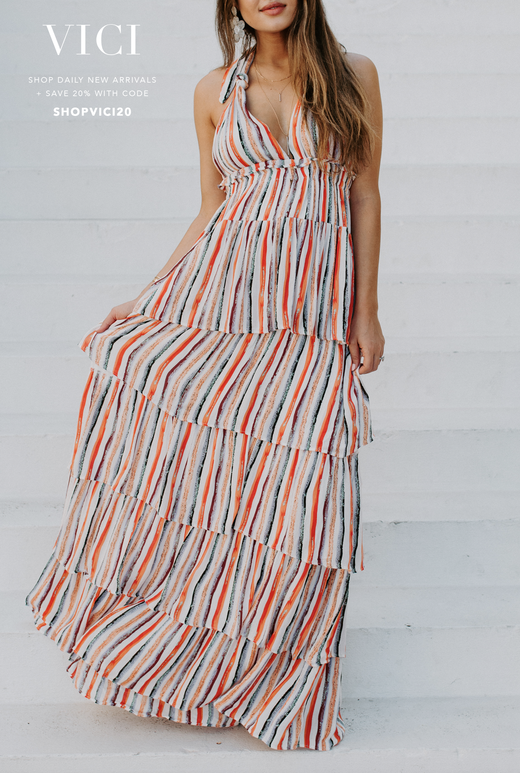 Evannelucas Vici Shop Now With Code Shopvici20 To Save 20 On Your Order Maxi Dress Halter Maxi Dresses Dresses [ 2460 x 1656 Pixel ]